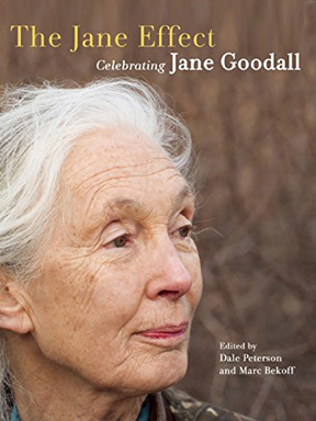 The Jane Effect: Celebrating Jane Goodall